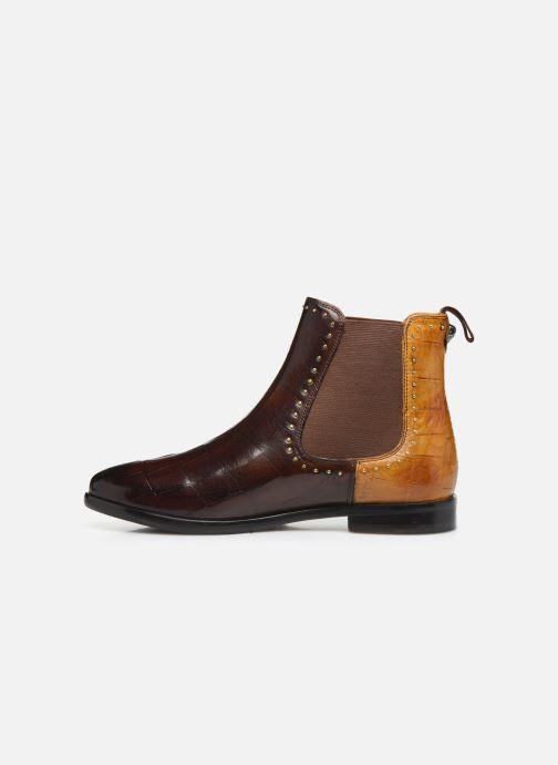 Boots en enkellaarsjes Melvin & Hamilton Daisy 6 Bruin voorkant