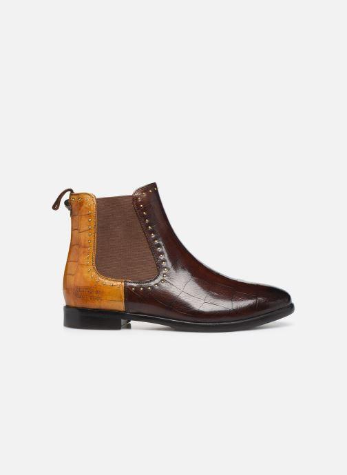Boots en enkellaarsjes Melvin & Hamilton Daisy 6 Bruin achterkant