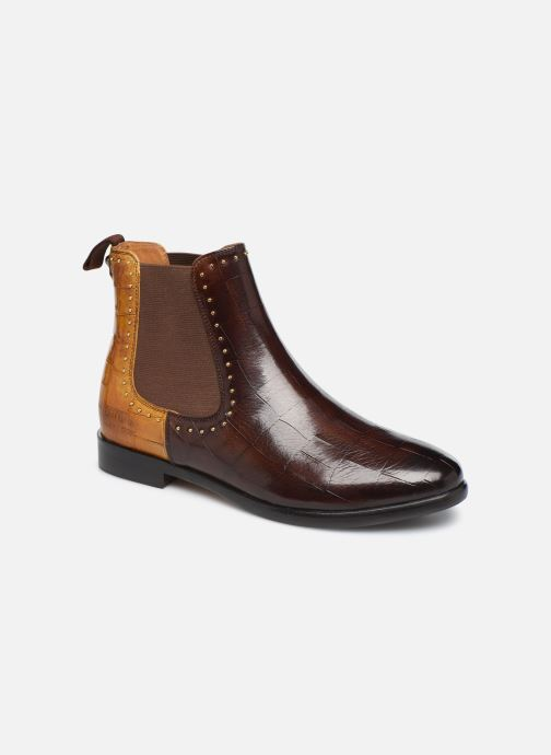 Boots en enkellaarsjes Melvin & Hamilton Daisy 6 Bruin detail