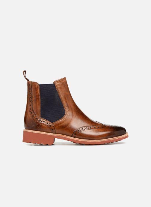 Bottines et boots Melvin & Hamilton Selina 6 Marron vue derrière