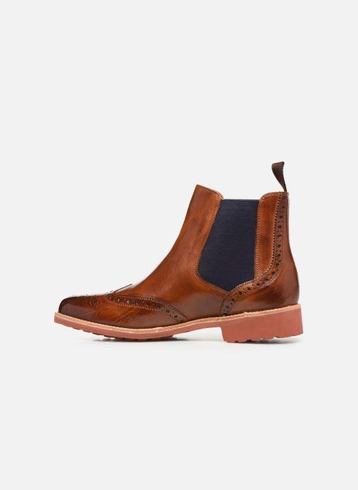 Stiefeletten & Boots Melvin & Hamilton Selina 6 braun ansicht von vorne