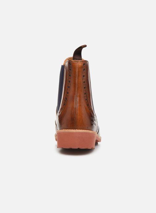 Stiefeletten & Boots Melvin & Hamilton Selina 6 braun ansicht von rechts
