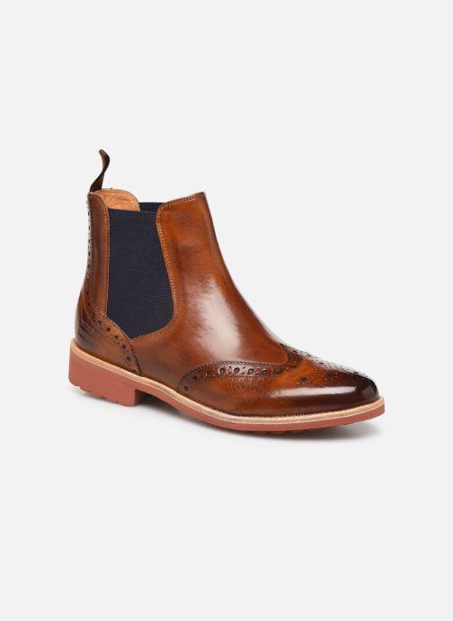 Bottines et boots Melvin & Hamilton Selina 6 Marron vue détail/paire