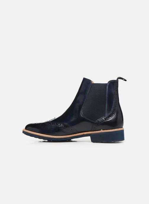 Bottines et boots Melvin & Hamilton Selina 6 Bleu vue face