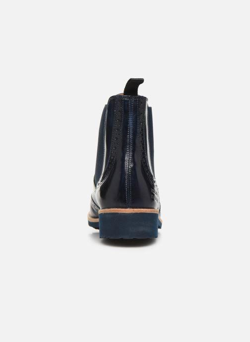 Bottines et boots Melvin & Hamilton Selina 6 Bleu vue droite