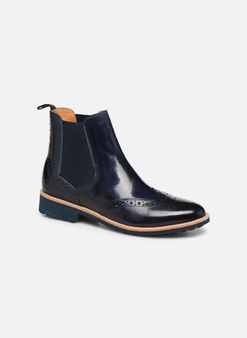 Boots en enkellaarsjes Melvin & Hamilton Selina 6 Blauw detail