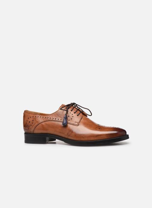 Chaussures à lacets Melvin & Hamilton Betty 2 Marron vue derrière