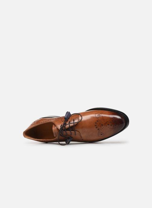 Chaussures à lacets Melvin & Hamilton Betty 2 Marron vue gauche