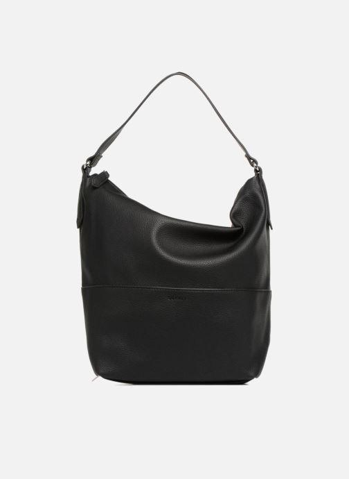 Handtaschen Esprit Faith Hobo schwarz ansicht von vorne