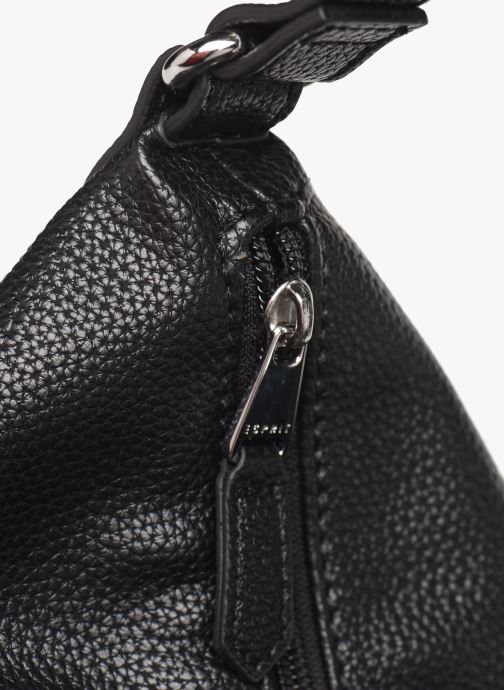 Håndtasker Esprit Faith Hobo Sort se fra venstre