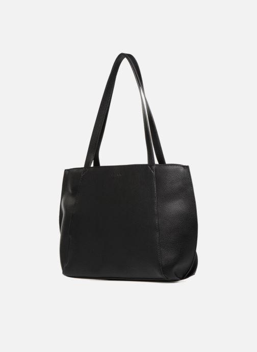 Handtassen Esprit Fran Shopper Zwart model