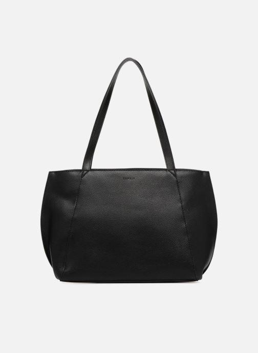 Handtassen Esprit Fran Shopper Zwart detail