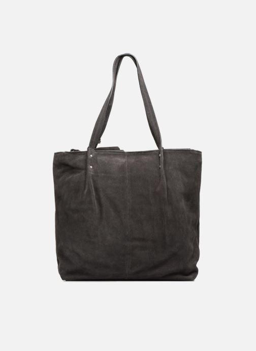 Handbags Esprit Ginger Shopper Grey front view