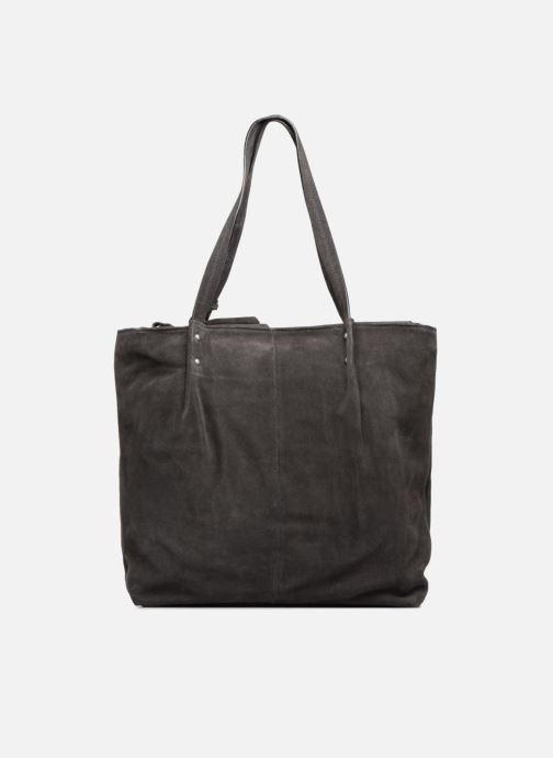 Handtaschen Esprit Ginger Shopper grau ansicht von rechts