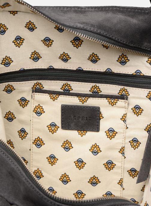 Handtaschen Esprit Ginger Shopper grau ansicht von hinten