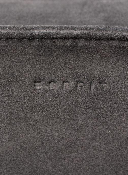 Handtaschen Esprit Ginger Shopper grau ansicht von links