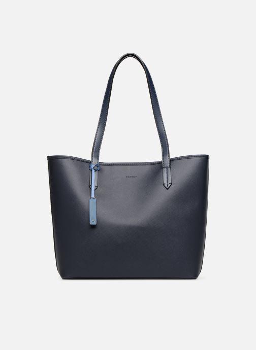 Sacs à main Esprit Farah Shopper Bleu vue détail/paire