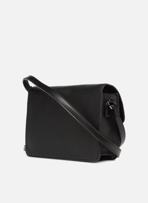 Handtassen Esprit Farah Shoulder Bag Zwart rechts