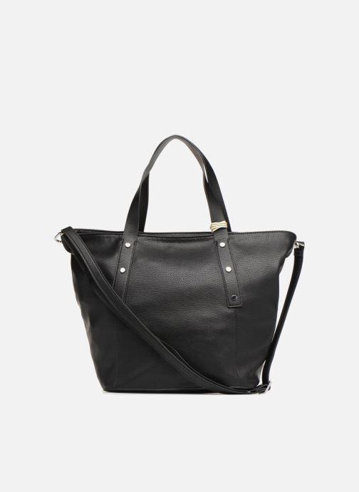 Handtassen Esprit Fiona City Bag Zwart voorkant