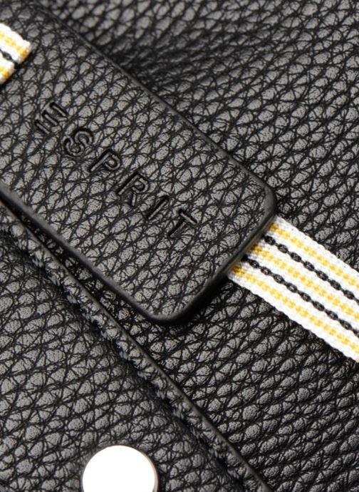 Handtaschen Esprit Fiona City Bag schwarz ansicht von links