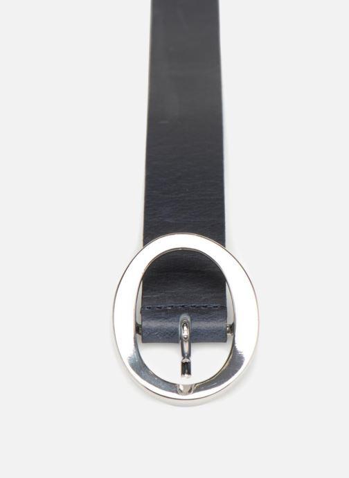 Skärp Esprit Buckle Belt Blå bild av skorna på