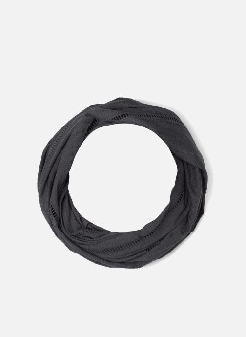 Echarpes et Foulards Esprit Coton Lace Infinity Gris vue détail/paire