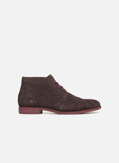 Bottines et boots Tommy Hilfiger DRESSY CASUAL SUEDE BOOT Bordeaux vue derrière