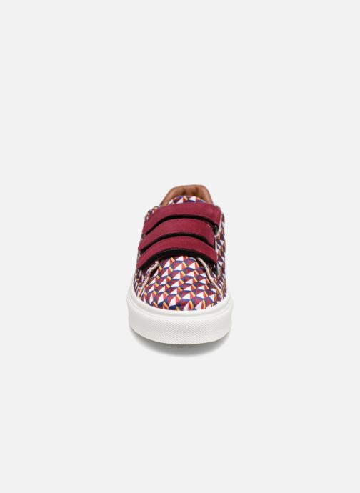 Sneakers Made by SARENZA Made by Sarenza X Elise Chalmin Basket Multicolor voorkant