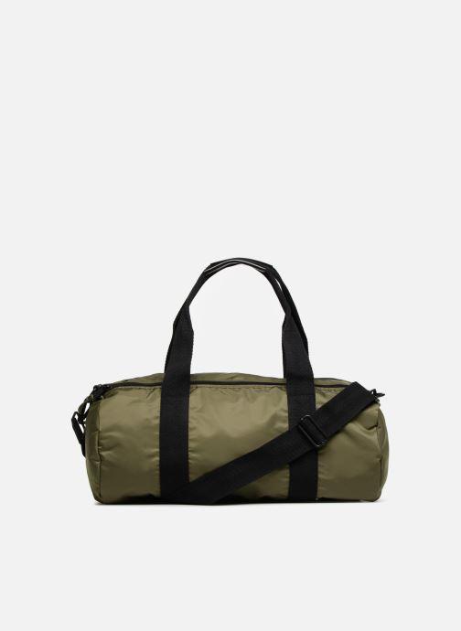 Sporttaschen Fred Perry Sports Nylon Barrel grün ansicht von vorne