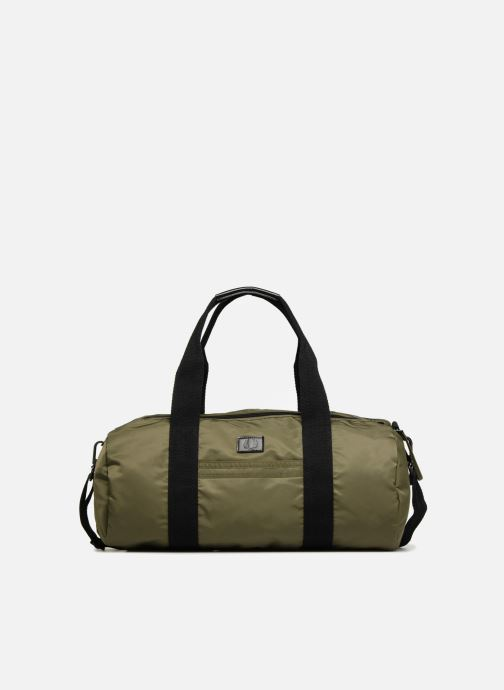 Sacs de sport Fred Perry Sports Nylon Barrel Vert vue détail/paire