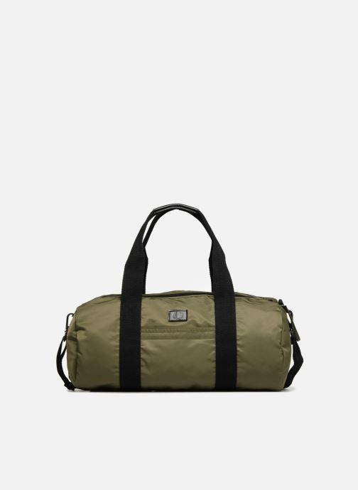 Sporttaschen Fred Perry Sports Nylon Barrel grün detaillierte ansicht/modell