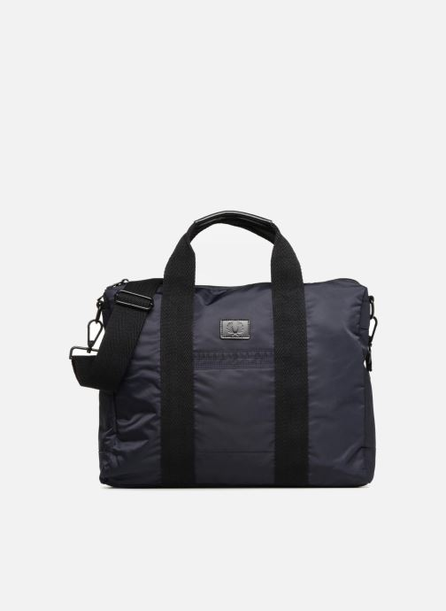 Sacs ordinateur Fred Perry Sports Nylon Work Bag Bleu vue détail/paire