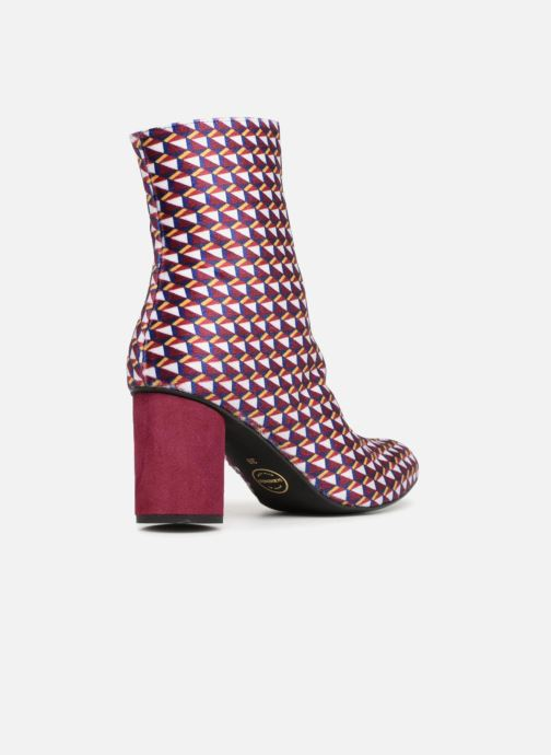 Bottines et boots Made by SARENZA Made by Sarenza X Elise Chalmin Boots Multicolore vue droite
