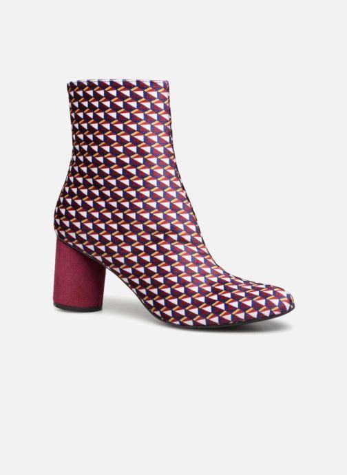 Bottines et boots Made by SARENZA Made by Sarenza X Elise Chalmin Boots Multicolore vue derrière