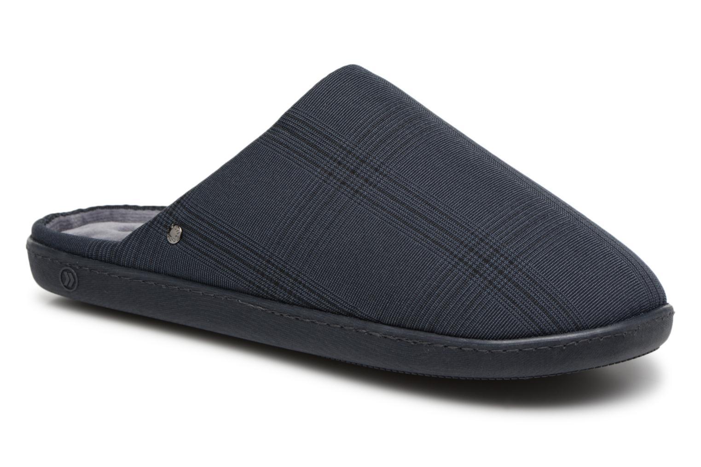 Pantofole Uomo Mule ergonomique Prince de galles