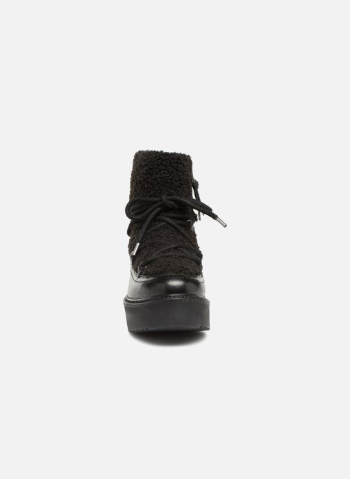 Bottines et boots Gioseppo 46483 Noir vue portées chaussures