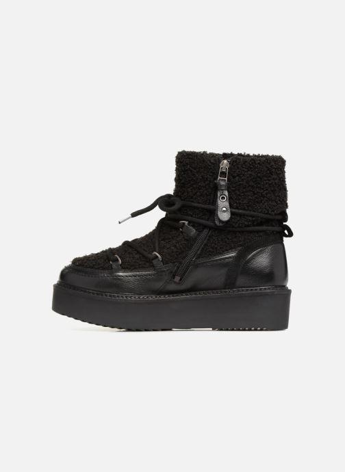 Bottines et boots Gioseppo 46483 Noir vue face