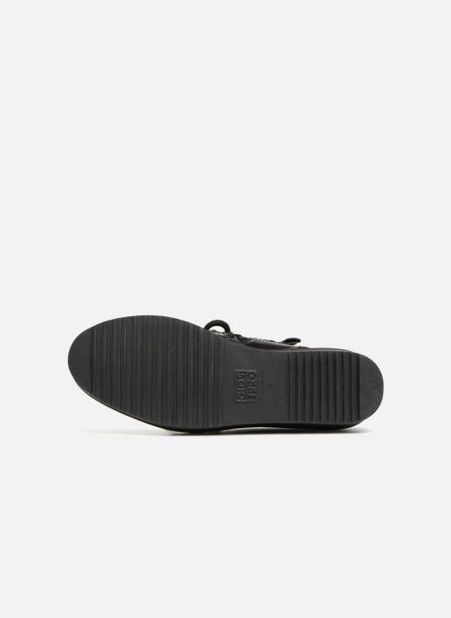 Bottines et boots Gioseppo 46483 Noir vue haut