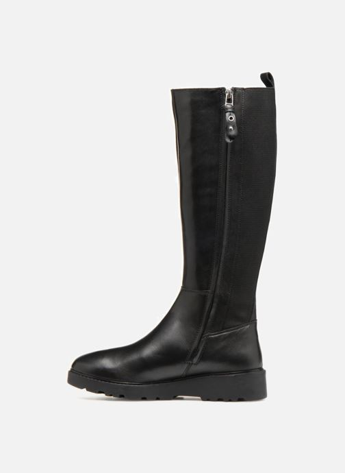 Boots & wellies Gioseppo 46480 Black front view