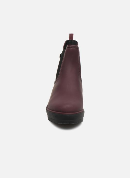Ankle boots Gioseppo 45808 Burgundy model view