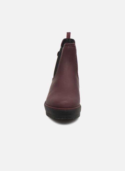 Bottines et boots Gioseppo 45808 Bordeaux vue portées chaussures