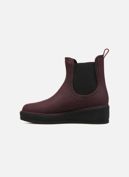 Ankle boots Gioseppo 45808 Burgundy front view