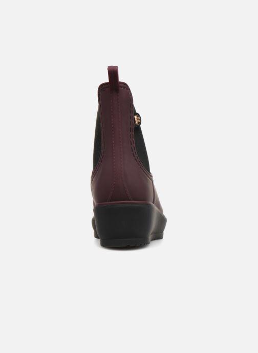 Bottines et boots Gioseppo 45808 Bordeaux vue droite