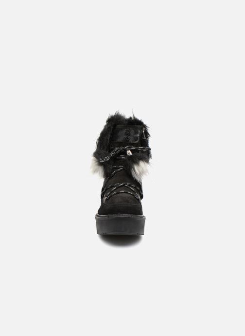 Bottines et boots Gioseppo 46196 Noir vue portées chaussures