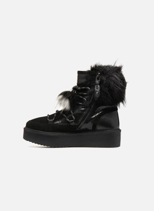 Stiefeletten & Boots Gioseppo 46196 schwarz ansicht von vorne