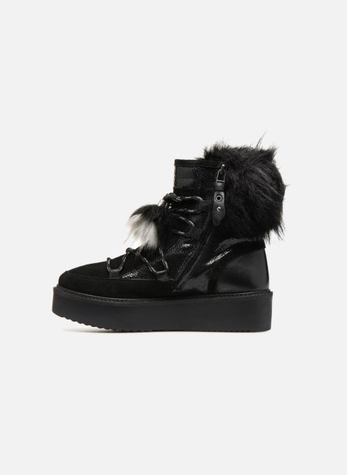 Bottines et boots Gioseppo 46196 Noir vue face