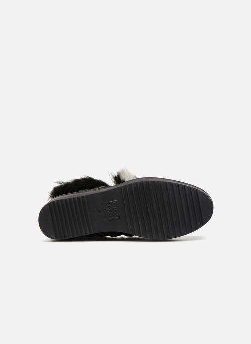 Stiefeletten & Boots Gioseppo 46196 schwarz ansicht von oben