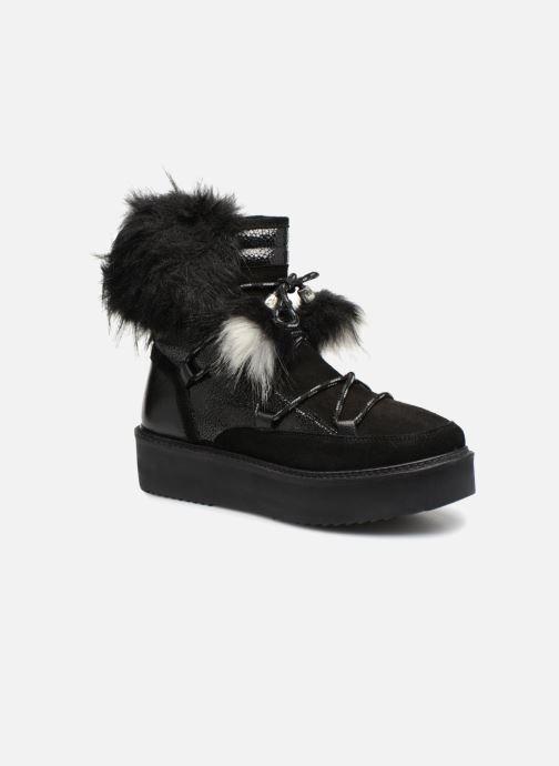 Bottines et boots Gioseppo 46196 Noir vue détail/paire
