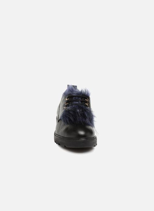 Zapatos con cordones Gioseppo 46447 Negro vista del modelo