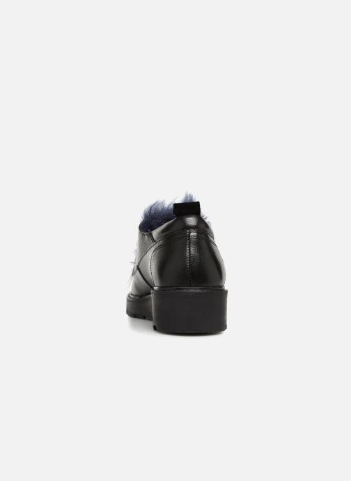 Chaussures à lacets Gioseppo 46447 Noir vue droite
